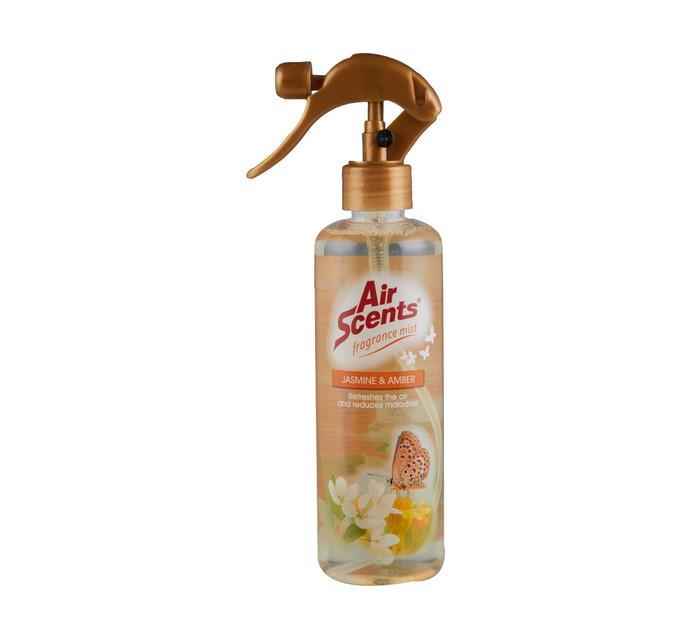 AIR SCENTS Airfreshener Trigger Spray Mist Jasmine (1 x 350ml)