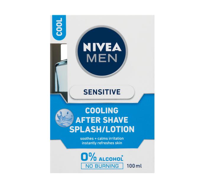 NIVEA Men Shaving Balm After Shave Splash (1 x 100ml)