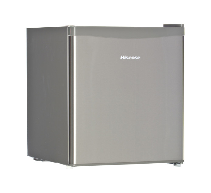 HISENSE 42L BAR FRIDGE STAINLESS STEEL