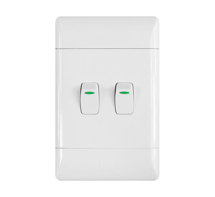 CBI 2 Lever 1 Way Switch