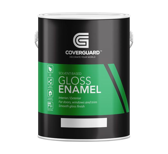 COVERGUARD GLOSS ENAMEL 5L