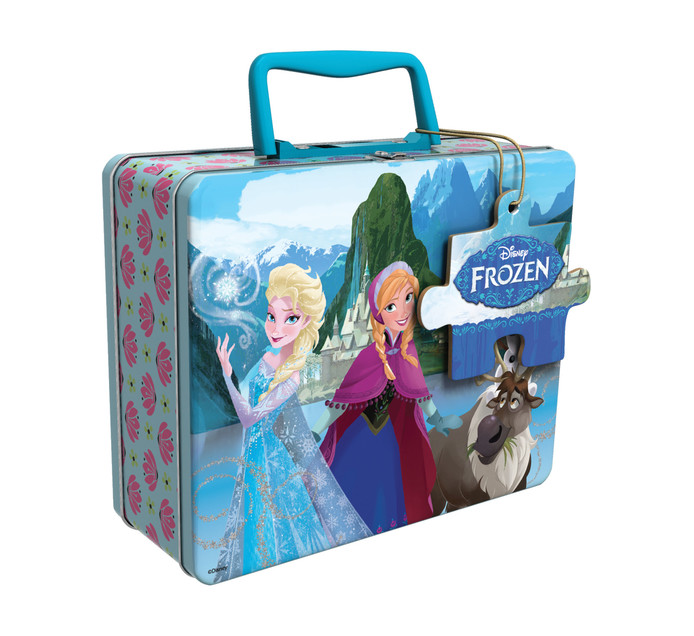 FROZEN Puzzle In a Tin