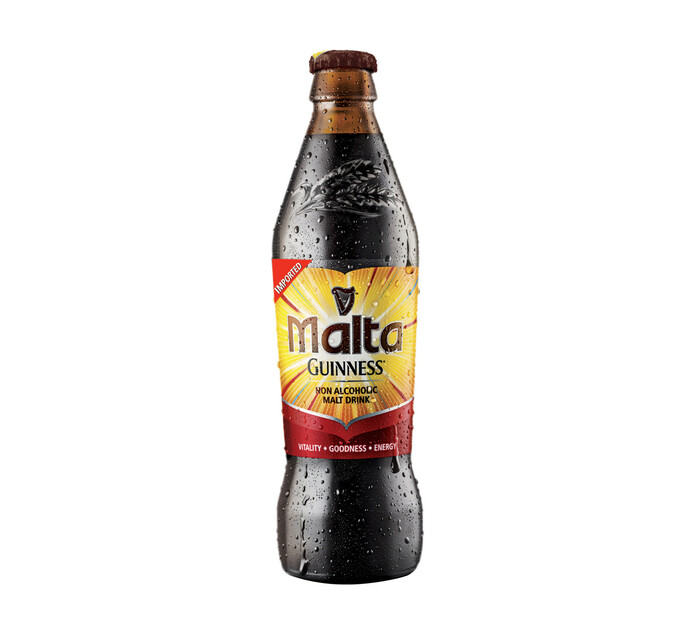 Guinness Malta Non-alcoholic (24 x 330ml)