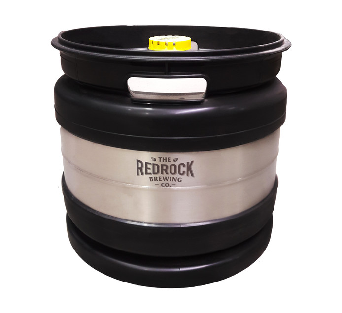REDROCK Nine Inch Ale Premium Local Craft Beer Keg (1 x 30L)