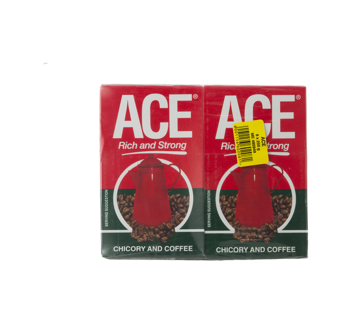 ACE Ground Coffee 25/75 (8 x 250g)