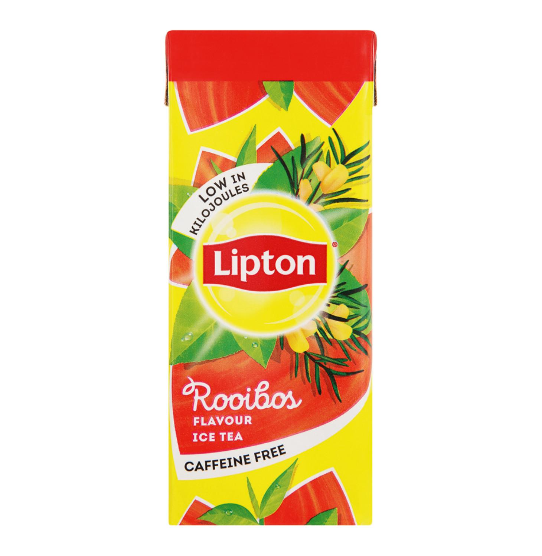 Lipton Ice Tea Rooibos (6 x 200ml)
