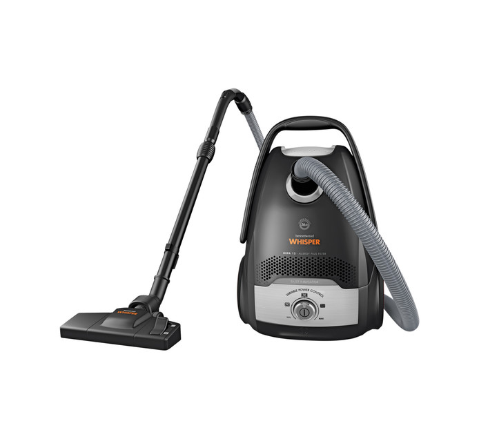 BENNETT READ 700 W Whisper Bagged Cylinder Vacuum Cleaner