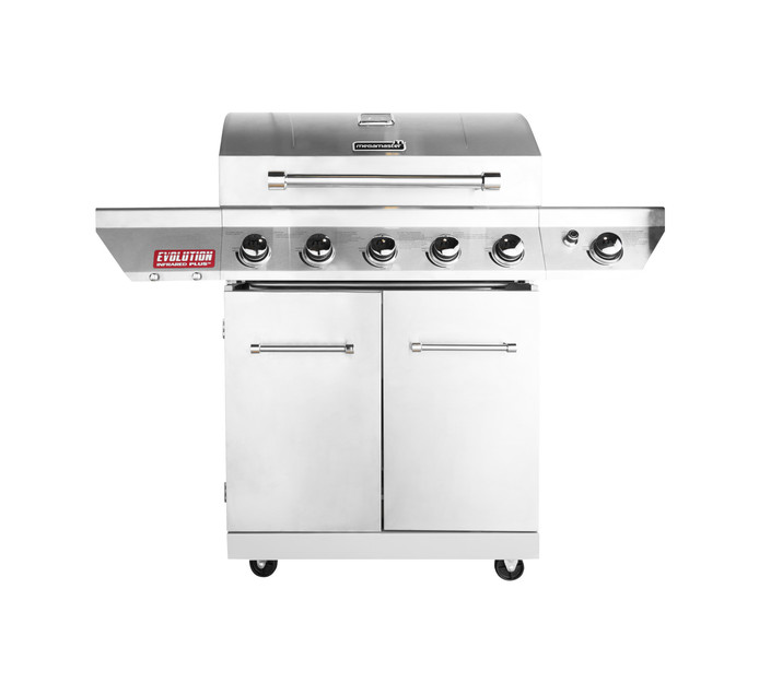 MEGAMASTER Evolution 500  Pro Gas Braai