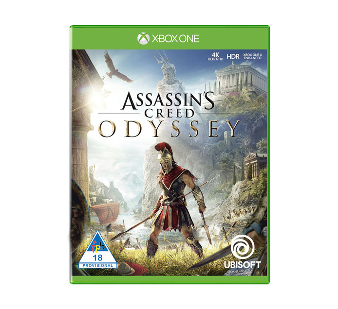 XBOX ONE Assassins Creed - Odyssey