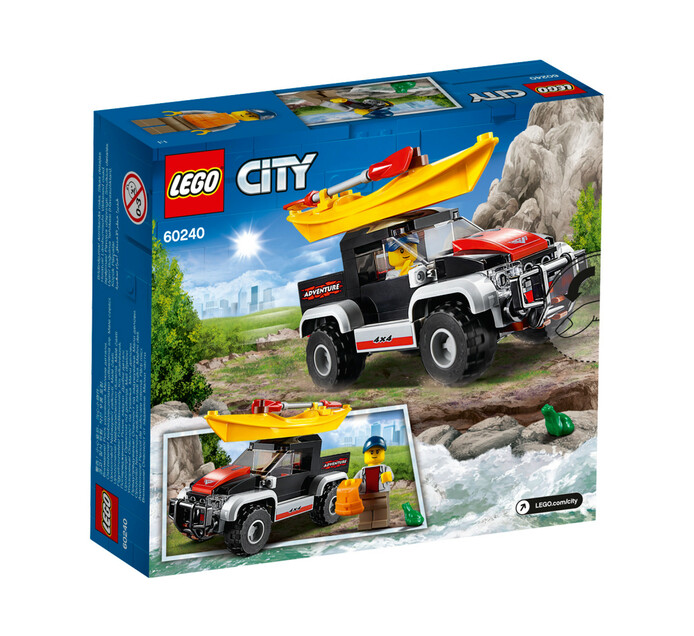 LEGO LEGO CITY KAYAK ADVENTURE