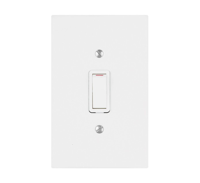CRABTREE CLASSIC 1 LEVER 1 WAY SWITCH