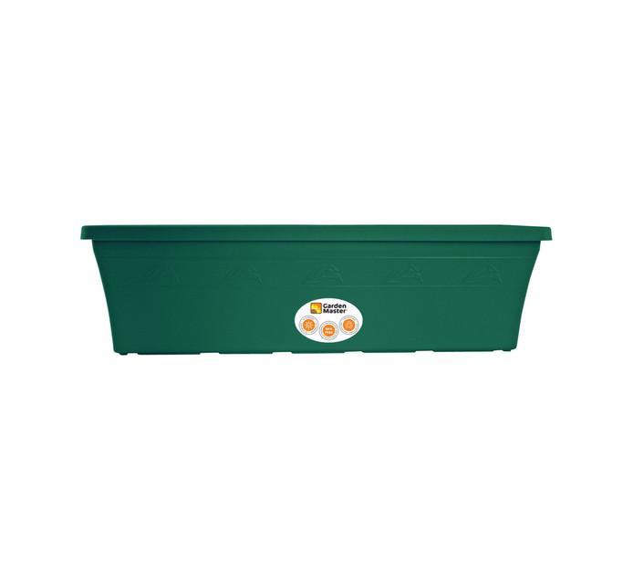 GARDENMASTER 50 cm Sill Pot Planter Green