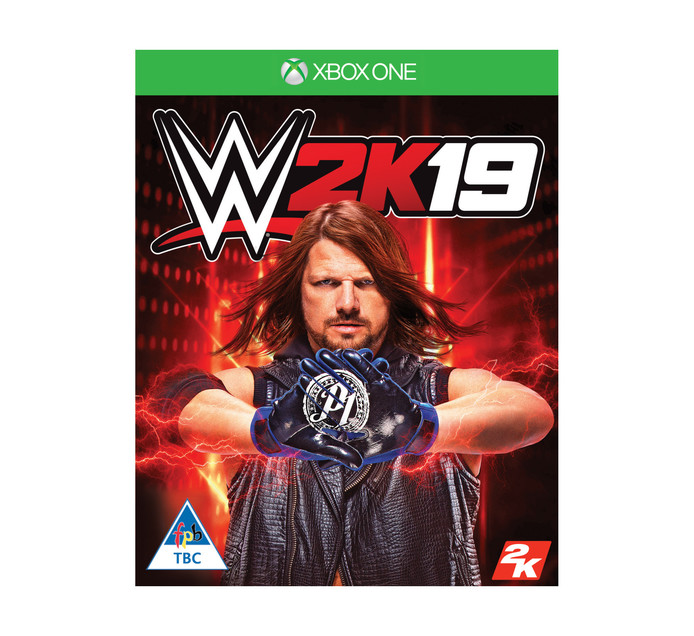 XBOX ONE WWE 2K19 Standard EDT - Available 9 Oct 18