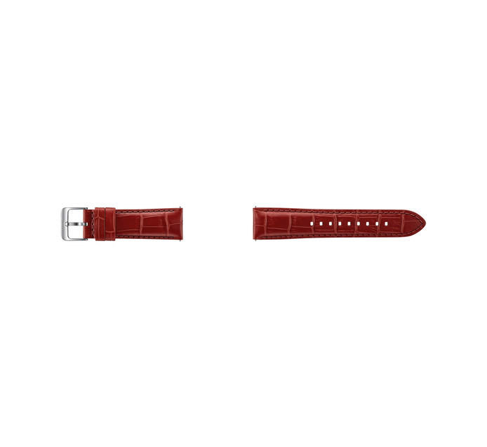 SAMSUNG GEAR 46mm leather strap