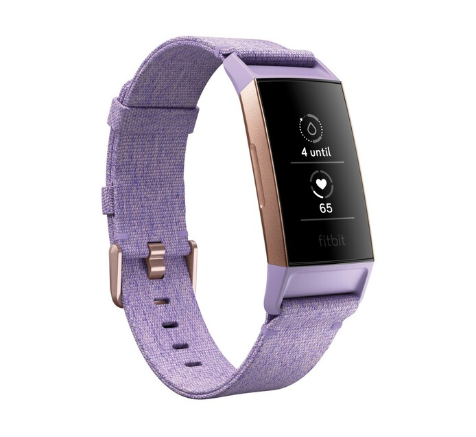FITBIT CHARGE 3 - SE LAVENDER WOVEN