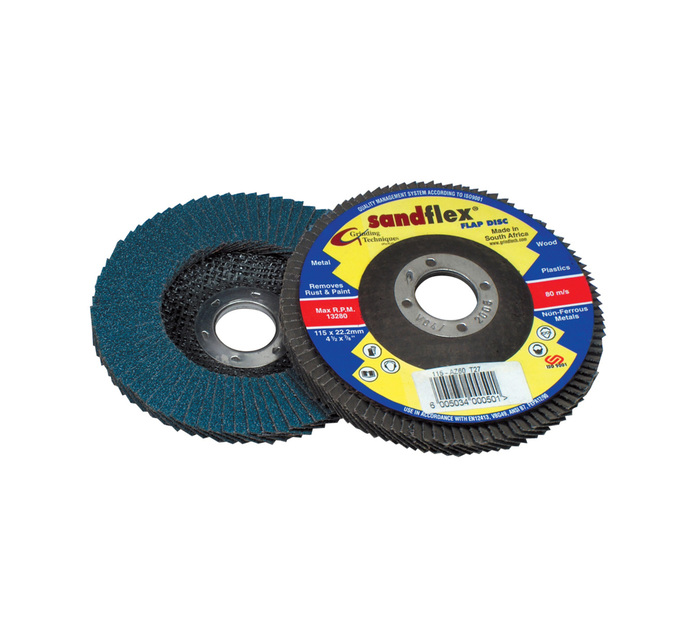 SUPERFLEX 115 x 22MM Flap Disc