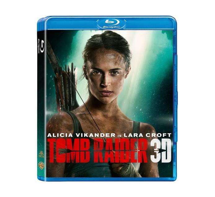 Tomb Raider 3D Bd