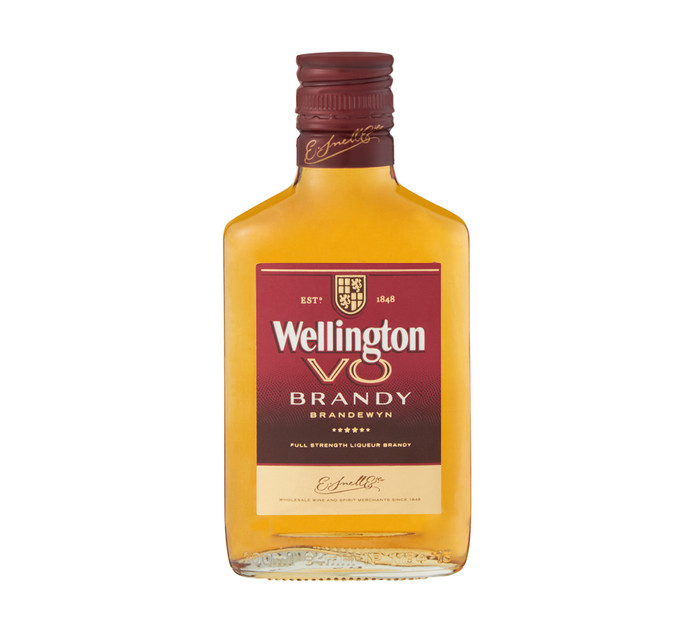 WELLINGTON VO Brandy (12 x 200ml)