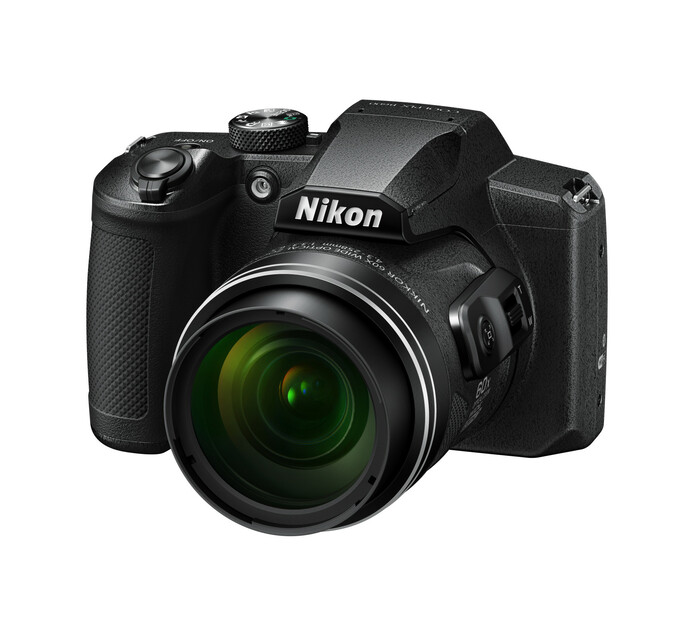 NIKON B600 COOLPIX CAMERA BLACK