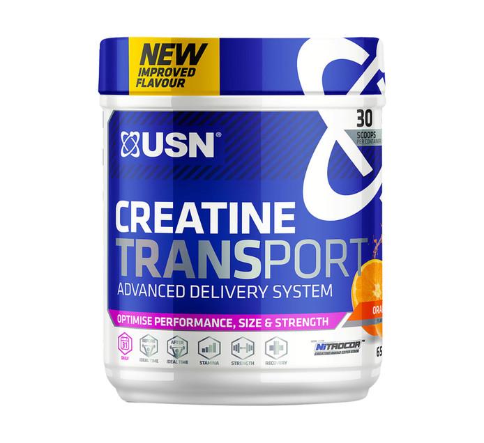 USN 650 g Orange Creatine Transport System