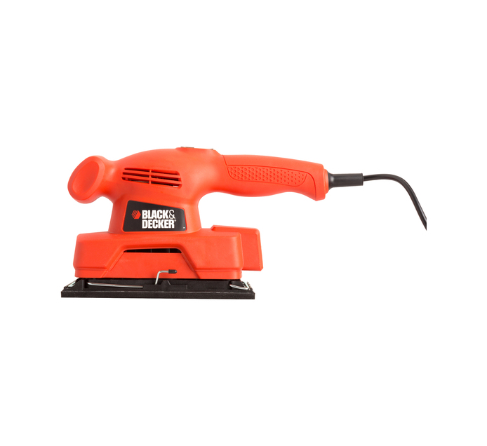 "BLACK & DECKER 135W 1/3"" Sheet Sander"