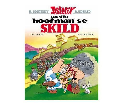 Asterix En Die Hoofman Se Skild: No. 11