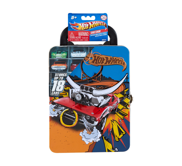 Hot Wheels Metal Car Storage Case Action Play Makro Online Site