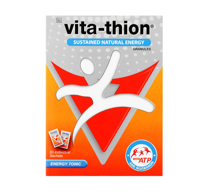 VITA-THION Energy Tonic Granul (1 x 20's)