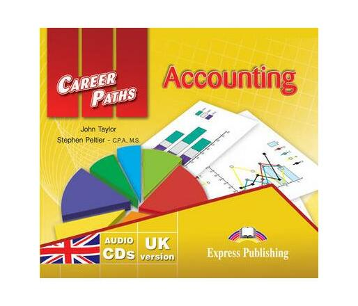Career Paths - Accounting: Class CDs - UK Version (International)