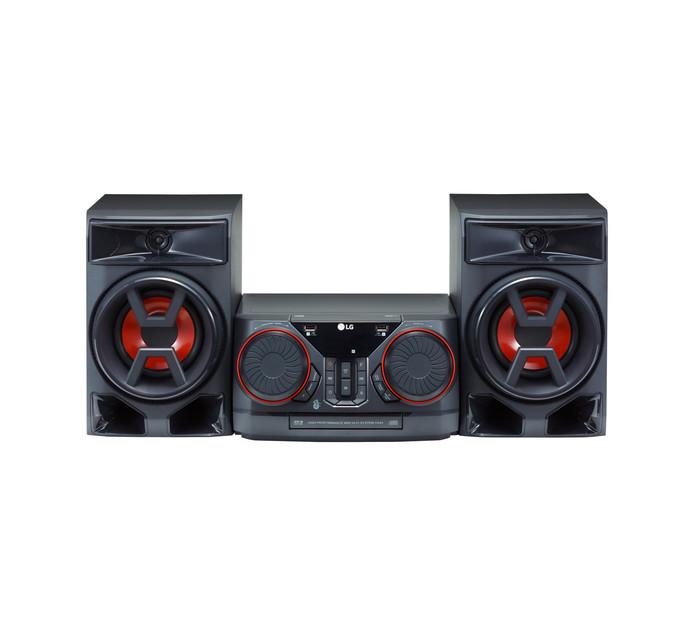 LG 2.0 Channel 300 W CD Mini Hi-Fi