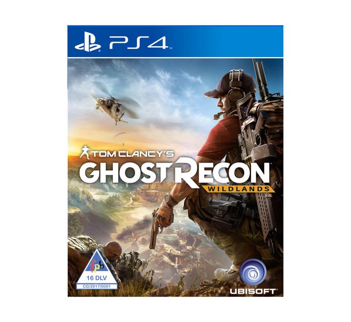 PS4 Tom Clancy's Ghost Recon : Wildland