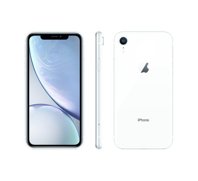 APPLE 64GB iPhone XR White