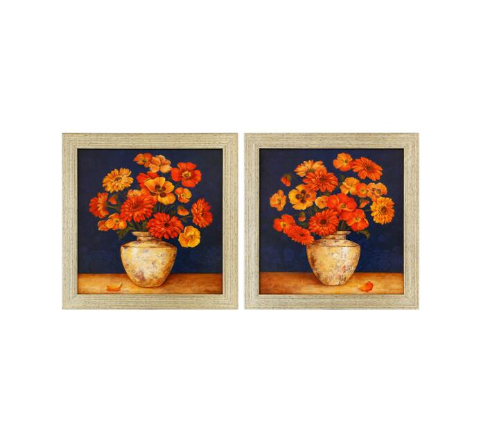 2 PK Framed Prints