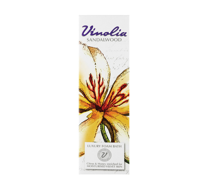 VINOLIA 1 x 500ml Bubble Bath
