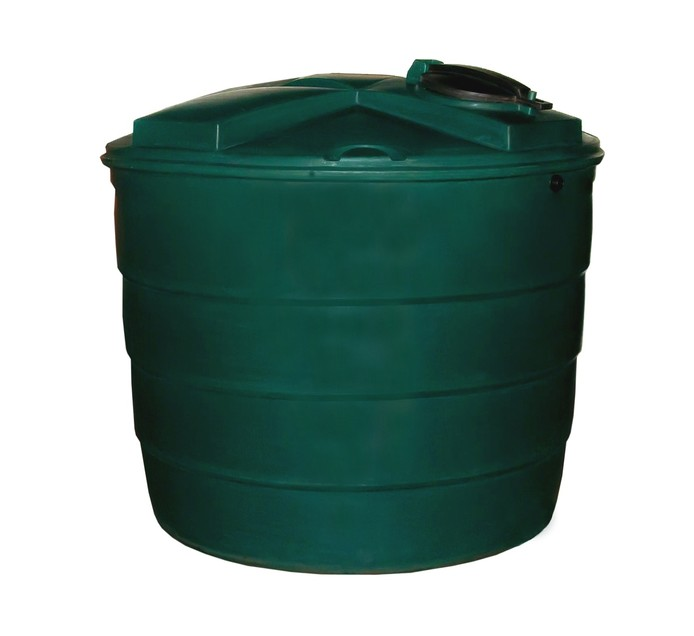 Calcamite 5000 Litres Water Tank Green