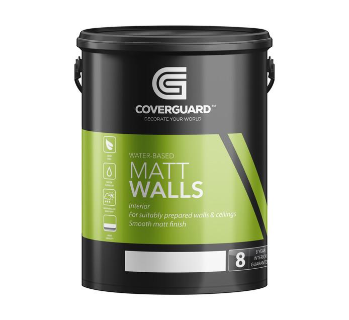COVERGUARD MATT WALLS 5L