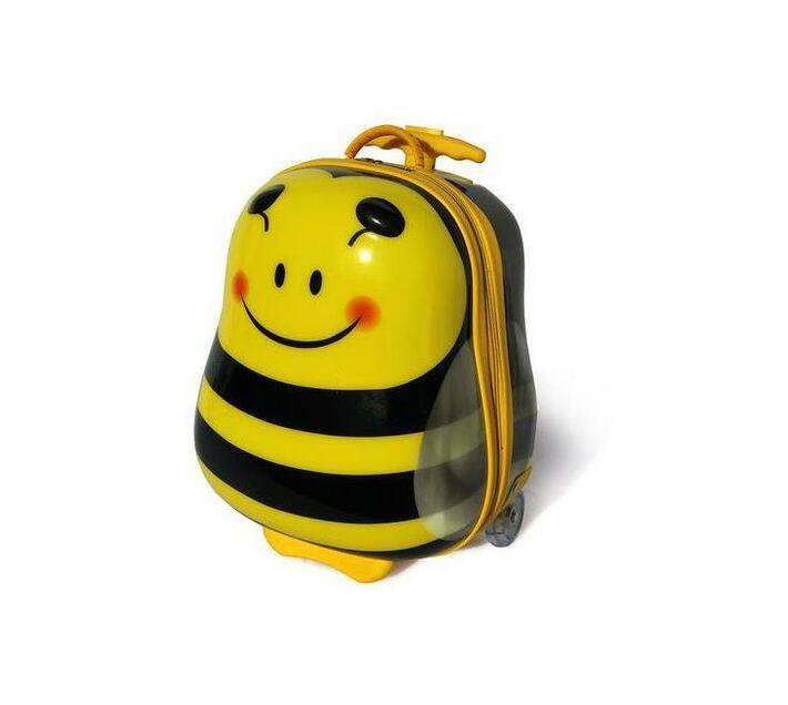 Little Human Honeybee Kids Luggage Suitcase - Yellow