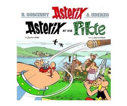 Asterix by Die Pikte: Boek 35