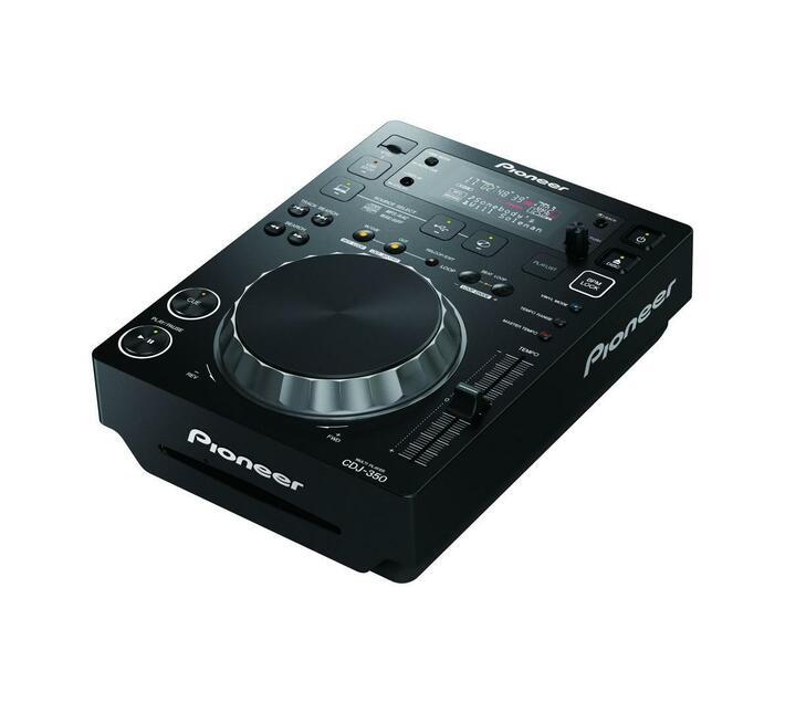 Pioneer CDJ-350 CD player Rekordbox ready