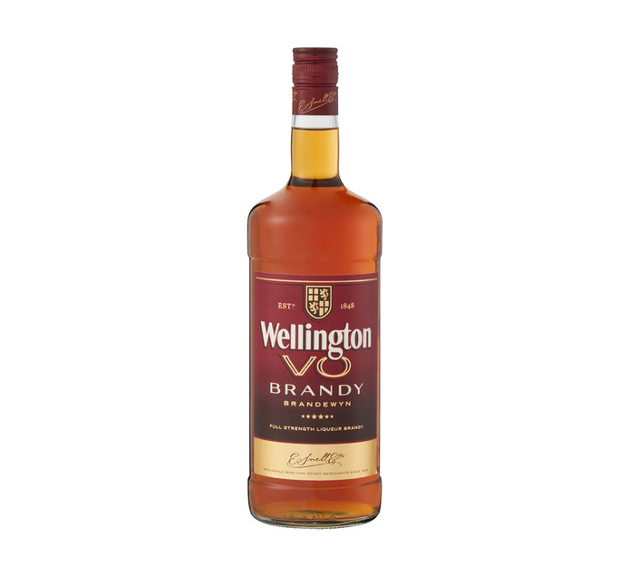WELLINGTON VO Brandy (1 x 1L)
