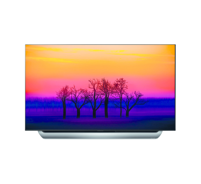 "LG 139 cm (55"") Smart 4K OLED TV with AI ThinQ"