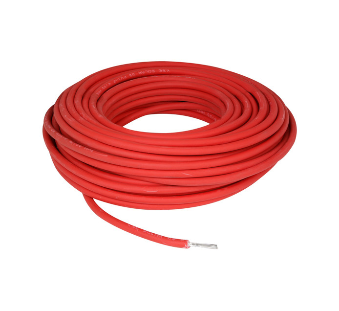 ELLIES 20 m x 4 mm Solar Cable