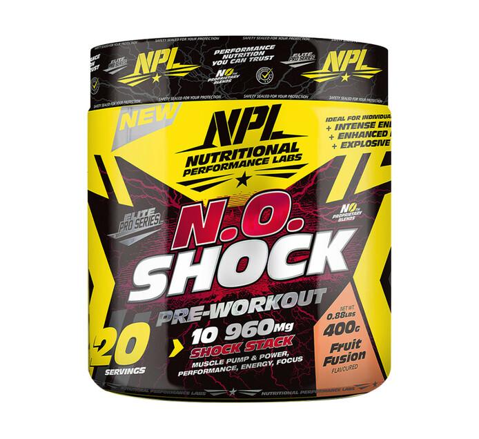NPL 400G NPL n.o shock