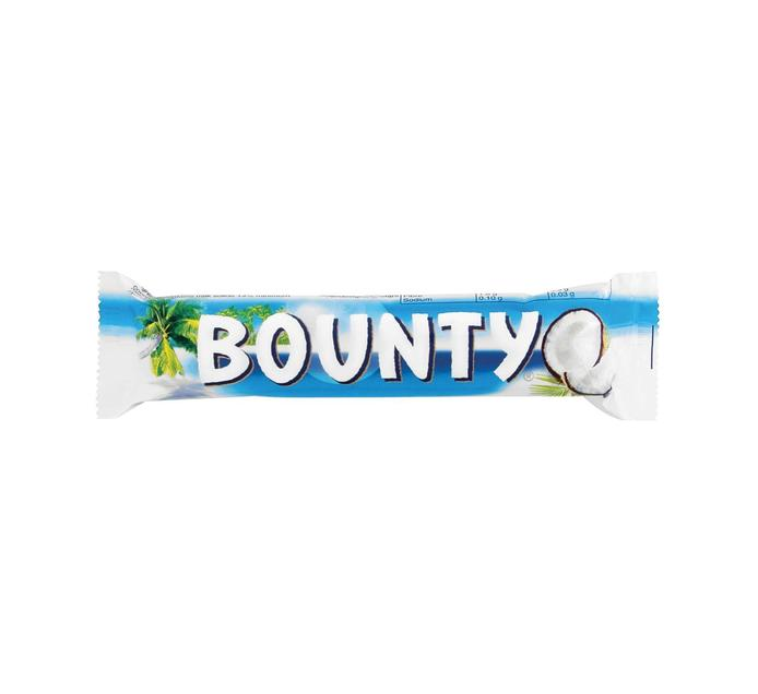 BOUNTY Bounty Chocolate Bars (1 x 57g)