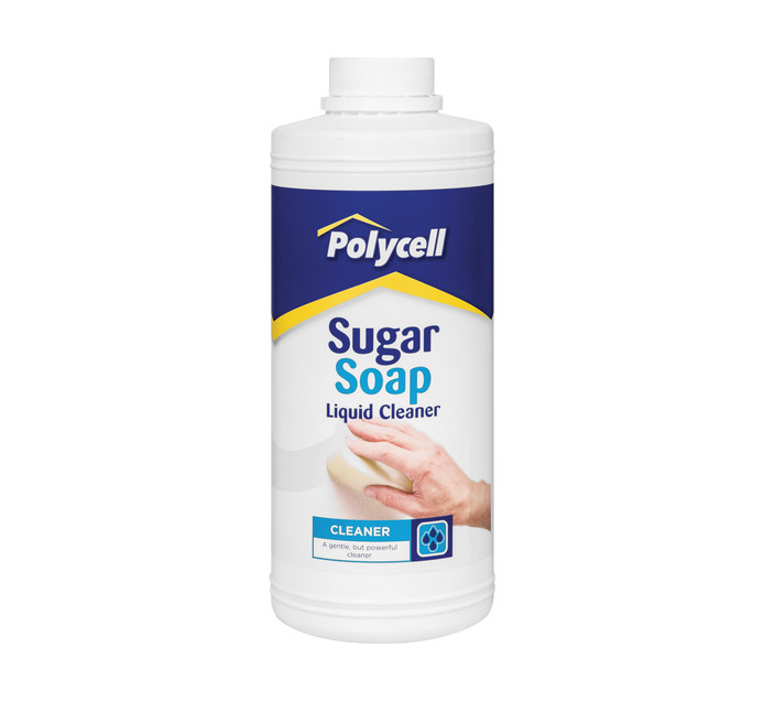 POLYCELL LIQUID SUGAR SOAP 1L