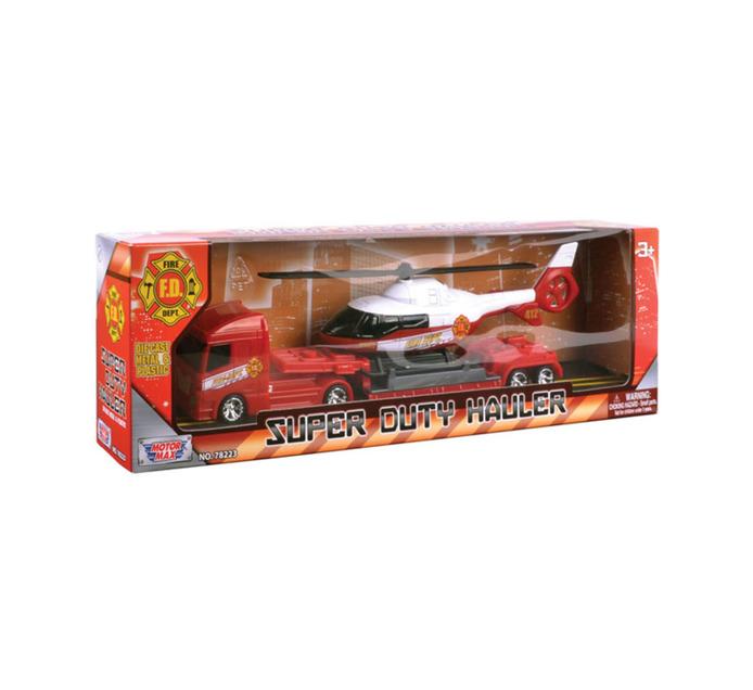 MOTORMAX Super Duty Hauler - Rescue