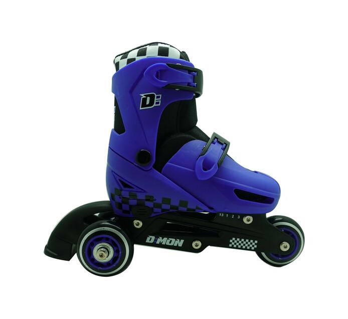 D=MON Size: 8 - 10 Training Boys Skate