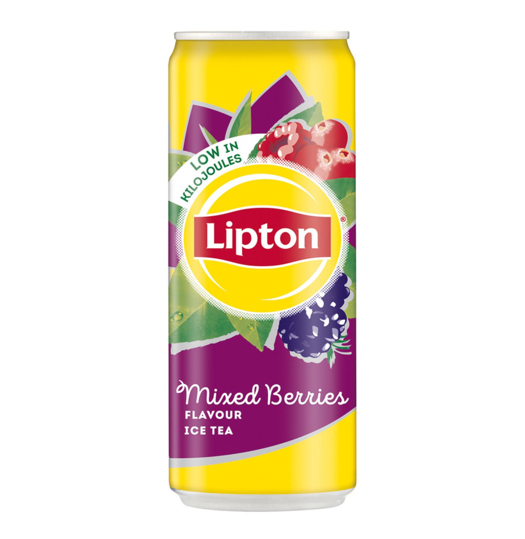 Lipton Ice Tea Mixed Berries (6 x 330ML)
