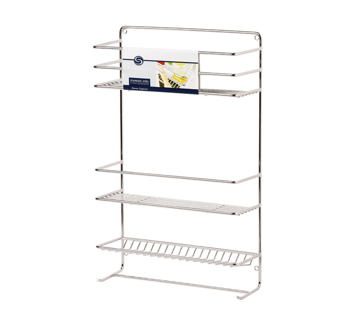 STEELCRAFT Shower Organiser