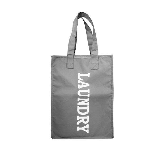Laundry Bag with Fabric Handles